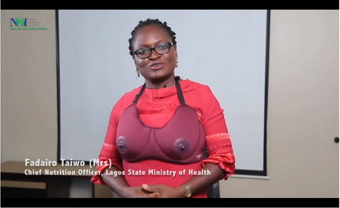 Breastmilk: Expressing it by Mrs. Fadairo (videos)